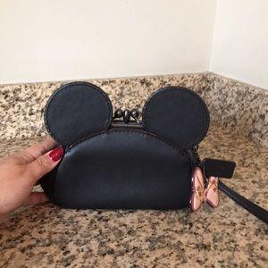 New Disney X Coach clutch